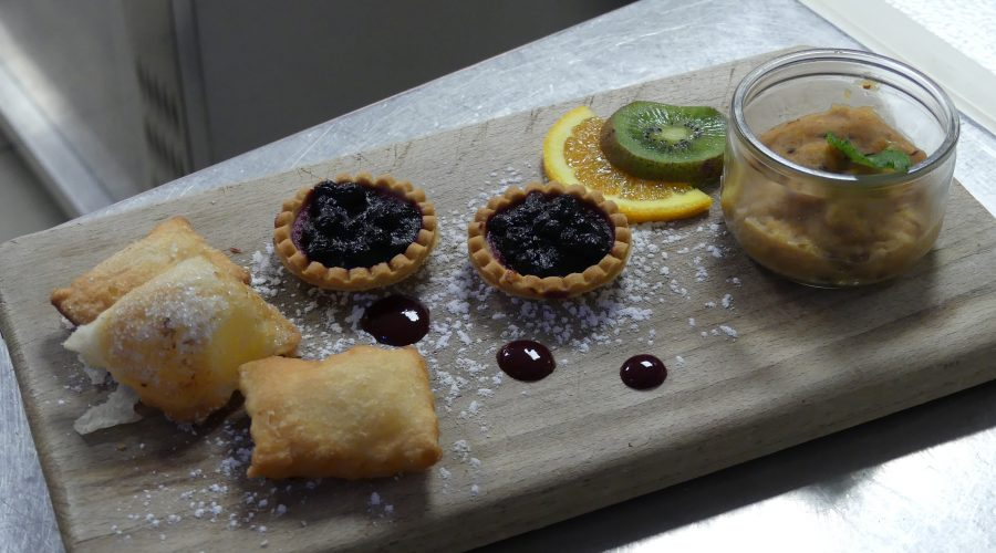 le dessert bellevillois de Chez Pépé Nicolas